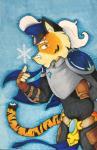 armor feline hat hokshi ice invalid_color mammal snow snowflake tigerRating: SafeScore: 0User: HokshiDate: December 12, 2017