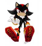 anthro clothing footwear gloves hal_(pixiv) hedgehog male mammal shadow_the_hedgehog signature simple_background solo sonic_(series) video_gamesRating: SafeScore: 3User: Cane751Date: April 17, 2018