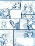 2018 ? anthro bandage basitin breasts canine chest_tuft clothed clothing comic female fur group hair human keidran keith_keiser long_hair male mammal monochrome natani raine_(twokinds) simple_background sketch sleeping tom_fischbach tuft twokinds webcomic white_background wolf zen_(twokinds)Rating: SafeScore: 3User: ShingenDate: January 18, 2018