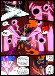 battle bound chain cloak clothing comic crown duo equine feral friendship_is_magic glowing hair horn magic mammal metal_(artist) my_little_pony shiny sparkles twilight_sparkle_(mlp) unicornRating: SafeScore: 1User: IndigoHeatDate: March 25, 2017