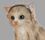 :< ambiguous_gender ao_usagi band cat cute fake_human_ears feline feral fur grey_background headband humor low_res mammal multicolored_fur parody realistic role_reversal simple_background solo tan_furRating: SafeScore: 28User: AnacondaRifleDate: February 16, 2012