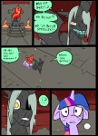 ?! big_macintosh_(mlp) chair comic earth_pony equine feral fire friendship_is_magic group hair horn horse mammal metal_(artist) my_little_pony pony professor_starflare_(metal) throne twilight_sparkle_(mlp) unicornRating: SafeScore: 0User: IndigoHeatDate: March 23, 2017