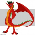 american_dragon:_jake_long anthro claws disney dragon eastern_dragon fangs gunzcon hi_res jake_long looking_at_viewer male membranous_wings nude red_body scalie slim solo standing western_dragon wingsRating: SafeScore: 7User: NekoJin24Date: August 27, 2009