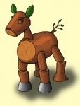 alternate_species ambiguous_gender crossover equine horse leaves mammal mokujin my_little_pony ponification pony practice_dummy solo suzidragonlady tekken video_games woodRating: SafeScore: 1User: Test-Subject_217601Date: December 29, 2011