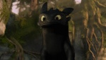 ambiguous_gender animated black_scales cute detailed_background dragon dreamworks feral forest grass how_to_train_your_dragon looking_at_viewer night_fury outside reptile scales scalie screencap solo toothless tree unknown_artist western_dragon yellow_eyes