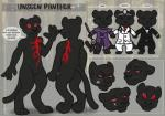 4_fingers black_fur black_panther clothing digital_media_(artwork) feline fur headshot how_bout_meow male mammal model_sheet panther red_eyes tattoo unseen_pantherRating: SafeScore: 1User: UnseenPantherDate: May 08, 2018