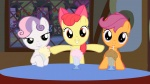 16:9 2012 amber_eyes animated apple_bloom_(mlp) cub cute cutie_mark_crusaders_(mlp) drinking earth_pony equine eyes_closed female feral friendship_is_magic green_eyes group hair hair_bow hair_ribbon horn horse inside looking_at_viewer mammal milkshake multicolored_hair my_little_pony orange_body pony purple_eyes purple_hair red_hair ribbons scootaloo_(mlp) straw sweetie_belle_(mlp) table two_tone_hair unicorn unknown_artist white_body window yellow_body youngRating: SafeScore: 98User: LeoofmoonDate: November 27, 2012