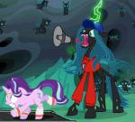 animated changeling clenched_teeth clothing coach edit equine feral flying friendship_is_magic hat horn jewelry levitation long_tongue magic mammal megaphone my_little_pony necklace open_mouth queen_chrysalis_(mlp) running screencap spread_wings starlight_glimmer_(mlp) sweatband sweater teeth thorax_(mlp) tongue tongue_out treadmill unicorn unknown_artist whistle wingsRating: SafeScore: 14User: 2DUKDate: March 23, 2017