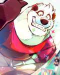 2016 anthro bear claws clothed clothing fur hi_res male mammal panda super-tuler tairuRating: SafeScore: 3User: Rysaerio-MisoeryDate: December 12, 2017