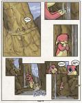 anthro audino comic dialogue english_text female fur jen_(vf) ms_paint nintendo pink_fur pokémon pokémon_(species) solo sulfurbunny_(artist) text video_games waterRating: SafeScore: 3User: zidanes123Date: September 26, 2017