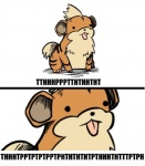 2012 ambiguous_gender blank_stare canine comic cute dialogue feral growlithe humor mammal nintendo pokémon reaction_image simple_background solo sound_effects text tongue tongue_out unknown_artist video_games white_backgroundRating: SafeScore: 195User: BasedMoogDate: October 19, 2012