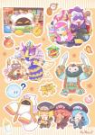 4_eyes <3 ? ambiguous_gender apple arthropod baby_bottle beco100me bee blue_eyes blush butterfly dessert empty_eyes feather_boa female flamberge_(kirby) flan floating_hands food francisca_(kirby) fruit hot_dog hyness_(kirby) ice_cream infinity_crown insect insect_wings kirby_(series) machine magolor male max_profitt_haltmann meat melee_weapon miracle_fruit multi_eye nintendo pocket_watch purple_eyes queen_sectonia robot rosy_cheeks shrimp_(food) spidr star susie_(kirby) sword taranza video_games weapon white_eyes white_skin wings yellow_eyes zan_partizanne_(kirby)Rating: SafeScore: 2User: Furrin_GokDate: May 21, 2018