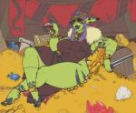 alcohol beverage big_breasts breasts clothed clothing dannyg female humanoid jewelry money orc slightly_chubby smile solo thick_thighs wineRating: SafeScore: 5User: Cat-in-FlightDate: May 23, 2017