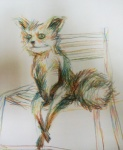 ambiguous_gender anthro canine drugs fox low_res mammal meme sitting solo stoned stoned_fox unknown_artistRating: SafeScore: 7User: meanwhileDate: December 05, 2012