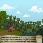 apple_tree bitterplaguerat bush detailed_background earth_pony equine feral horse loki_(bitterplaguerat) mammal my_little_pony plant pony solo textRating: SafeScore: -2User: Aryanne_HooflerDate: April 25, 2017