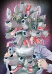 animal_humanoid anthro bizarre blue_eyes canine cerberus chest_tuft clothed clothing dog dog_humanoid edmol fear forced forced_transformation human_to_anthro humanoid jacket male mammal monster multi_ear multi_eye multi_face multi_head multi_snout mutation nightmare_fuel open_jacket open_mouth open_shirt scared shocked snout solo stomach_mouth surprise sweat sweatdrop tongue tongue_out transformation tuft unbuttoned what what_has_science_done wide_eyed wolf wolf_humanoid worriedRating: SafeScore: -1User: PastelMutantDate: June 19, 2018