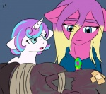 ambiguous_gender equine female feral flurry_heart_(mlp) friendship_is_magic horn horse jolliapplegirl mammal my_little_pony pegasus pony winged_unicorn wings