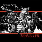 album_cover anthro canine clothing cover dog gun heavy_metal hi_res male mammal metal ranged_weapon rocket_launcher solo space the_lord_weird_slough_feg traveller unknown_artist vargr weapon