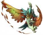 ambiguous_gender ansyp anthro decidueye feathers hi_res nintendo pokémon pokémon_(species) solo video_games wingsRating: SafeScore: 1User: Cane751Date: April 23, 2018
