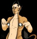 alpha_channel dannyg demon hair horn humanoid male nipples open_mouth simple_background smile solo transparent_backgroundRating: SafeScore: -4User: Cat-in-FlightDate: April 25, 2017
