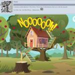 <3 apple apple_tree bitterplaguerat comic food friendship_is_magic fruit my_little_pony text tree tree_houseRating: SafeScore: 0User: Aryanne_HooflerDate: April 25, 2017