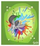 alternate_color butt cutie_mark digital_media_(artwork) equine eyes_closed feathered_wings feathers female feral flower friendship_is_magic grass grey_feathers grey_hair hair mammal my_little_pony mysticalpha pegasus plant rainbow rainbow_dash_(mlp) solo splash wingsRating: SafeScore: 23User: 2DUKDate: June 25, 2012