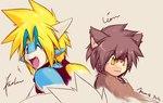 anthro cat dragon duo faolan feline kitora léon male mammal scalie source_requestRating: SafeScore: 2User: ArcturusDate: March 25, 2007