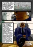 bear clothing comic male mammal spanish_text text translation_request yasserlion