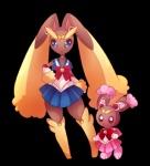 ambiguous_gender anthro buneary chibiusa cute duo female lagomorph lopunny mammal nintendo pokémon rabbit sailor_moon_(character) sailor_moon_(series) simple_background unknown_artist video_gamesRating: SafeScore: 5User: neepokraDate: February 22, 2017