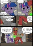 big_macintosh_(mlp) comic cutie_mark duo earth_pony equine feral friendship_is_magic glowing hair horn horse magic mammal metal_(artist) my_little_pony pony scratches twilight_sparkle_(mlp) unicornRating: SafeScore: 0User: IndigoHeatDate: March 25, 2017