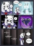 anthro asriel_dreemurr boss_monster caprine comic ghost goat hi_res humanoid male mammal spirit taggen96_(artist) undertale video_games young