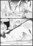 anthro canine comic english_text feral macro mammal monochrome s2-freak text wolf