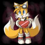 anthro canine clothing fox gift gloves holidays looking_at_viewer male mammal miles_prower solo sonic_(series) tailver valentine's_day video_gamesRating: SafeScore: 1User: Cane751Date: February 19, 2018