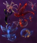 ambiguous_gender clione glaucer group marie nullo sea_angel tentacles underwater waterRating: SafeScore: 2User: VulpesFoxnikDate: August 30, 2009