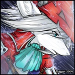 ambiguous_gender anthro burmecian dagger_leonelli final_fantasy final_fantasy_ix freya_crescent hair hat headshot_portrait icon low_res mammal portrait raining rodent side_view solo square_enix video_games white_hair
