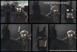 ! ... 2009 batman batman_(series) comic commissioner_gordon dark_nek0gami dc_comics dialogue duo english_text eyewear glasses human humor male mammal not_furry on_roof outside rage_face raining rooftop textRating: SafeScore: 49User: LakayiaDemonWolfDate: November 02, 2009