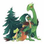 flora_fauna grovyle nintendo plant pokémon pokémon_(species) sceptile treecko video_games zestyRating: SafeScore: 4User: Rad_DudesmanDate: February 18, 2018