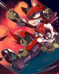 2017 anthro black_nose canine clothing custom_character_(sonic_forces) eyewear fur glasses gloves male mammal sharp_teeth simple_background sonic_(series) sonic_forces teeth toony video_games weon1119 wolfRating: SafeScore: 3User: Rysaerio-MisoeryDate: September 10, 2017