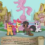 apple_bloom_(mlp) bitterplaguerat blue_eyes dialogue earth_pony english_text equine fan_character friendship_is_magic green_eyes horn horse loki_(bitterplaguerat) mammal my_little_pony pegasus pony scootaloo_(mlp) sweetie_belle_(mlp) text unicorn wings yellow_eyesRating: SafeScore: -2User: Aryanne_HooflerDate: April 28, 2017