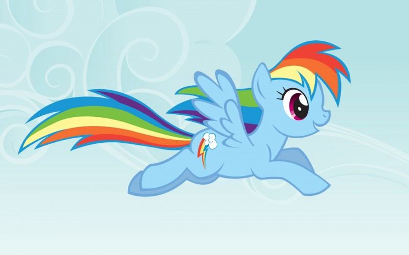 e926 16:10 blue_feathers blue_fur cloud cloudscape cute cutie_mark digital_media_(artwork) equine eyelashes feathered_wings feathers female feral flying friendship_is_magic fur hair happy hi_res mammal multicolored_hair multicolored_tail my_little_pony outside pegasus purple_eyes rainbow_dash_(mlp) rainbow_hair rainbow_tail sky smile solo unknown_artist wallpaper wings