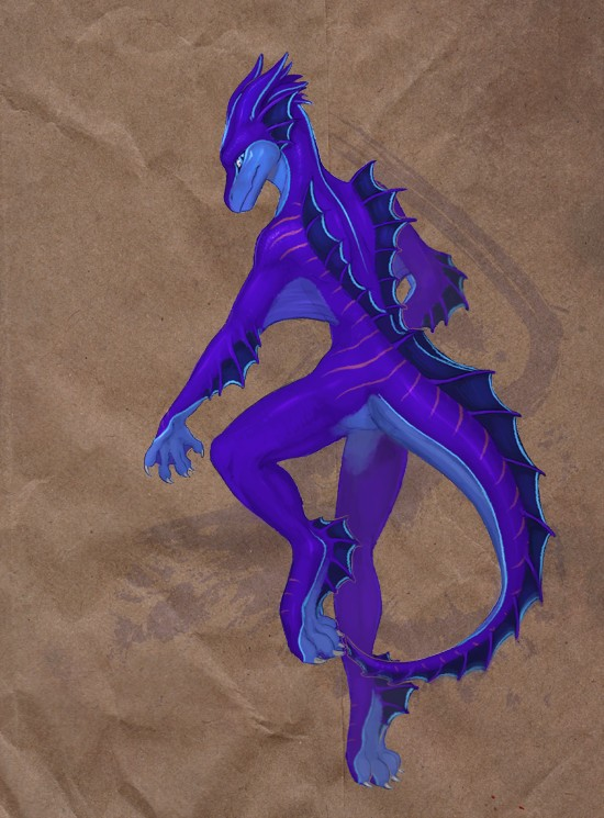 e926 2016 4_toes anthro aquatic_dragon butt_pose claws digital_media_(artwork) dragon feet hybrid lying male noir-x nude paws scalie simple_background soles solo talan_(talan_strider) toe_claws toes webbed_hands white_claws